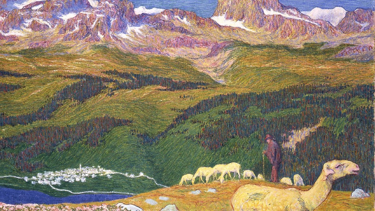 Giovanni Giacometti – The Large Panoramas